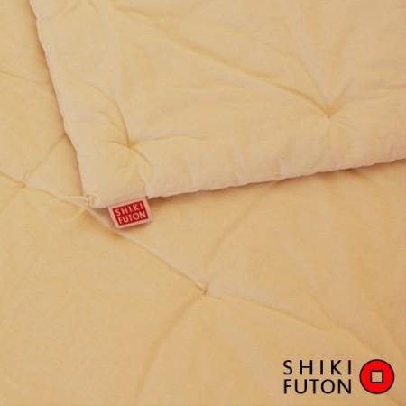 couette en laine oeko tex shiki futon. Black Bedroom Furniture Sets. Home Design Ideas