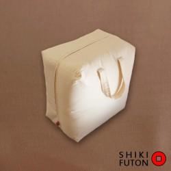 Couette enfant en laine Oeko-Tex dans son sac